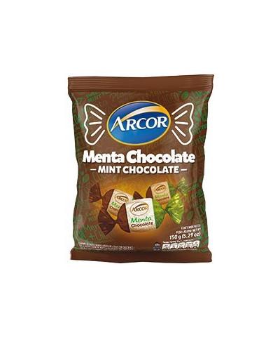 MENTA C/CHOC  ARCOR 150G