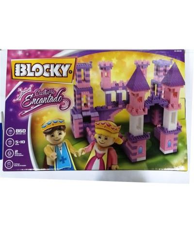 BLOCKY CASTILLO ENCANTADO 0646