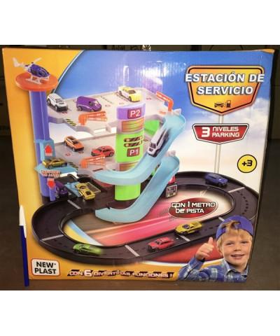 ESTACION SERVICIO 3N NEW PLAST