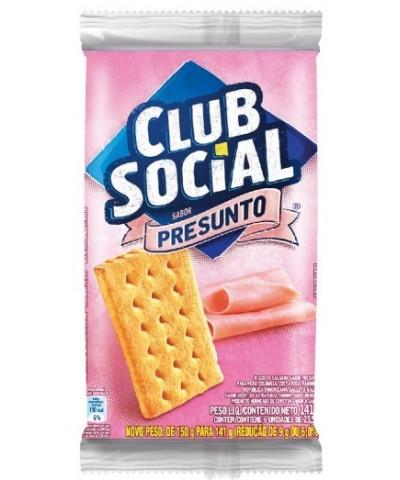 CLUB SOCIAL 6 U JAMON