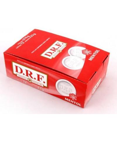 D.R.F. X 12 U. MENTOL