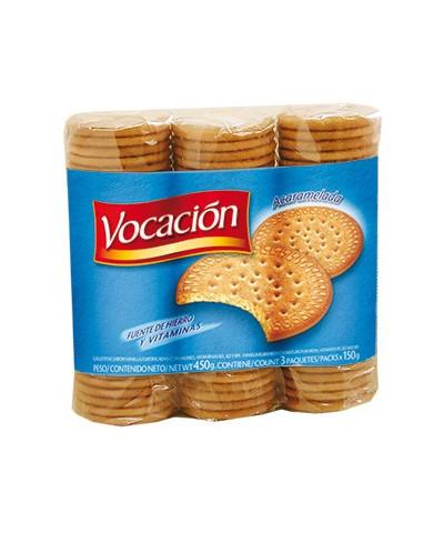 VOCACION X 3 U.ACARAM