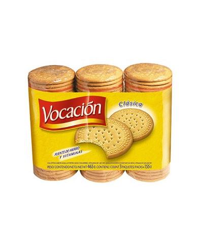 VOCACION X 3 U.CLAS  /