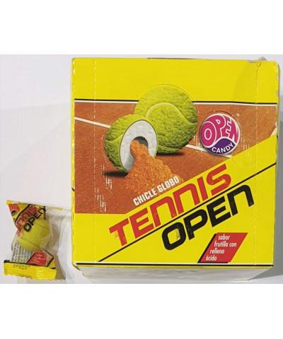 CHICLE OPEN CANDY TENNIS X 30 U.