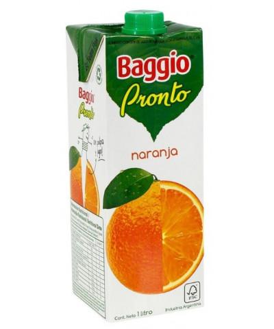 JUGO BAGGIO 1 LT. NARANJA
