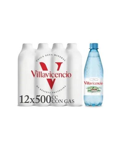 Agua Villa 500Cc C/Gas *C/U