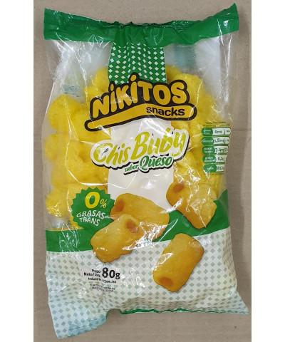 CHIS BUBY NIKITOS FRUT 80GR /