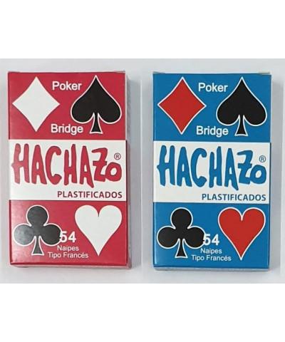 NAIPE HACHAZO *54 POKER
