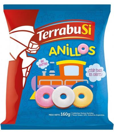 ANILLOS CLASICOS 160 GRS