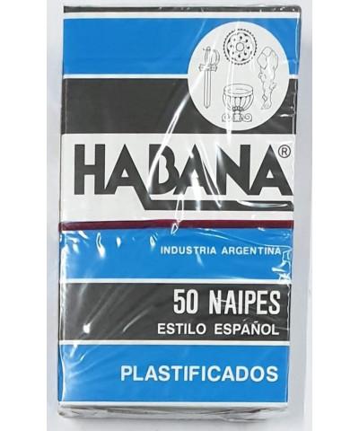 NAIPE HABANA *50 C.