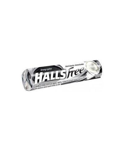 HALLS FREE X 12 STRONG