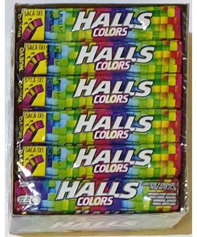 HALLS X 12 U COLORS