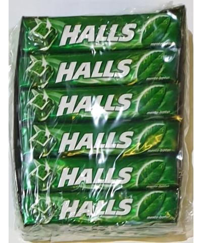 HALLS X 12 U MENTA  *