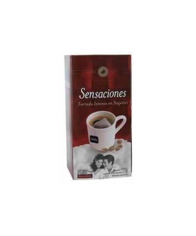 CAFE SENSASACIONES SAQUITO 20 U.INTENSO