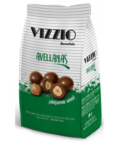 VIZZIO 100 GR AVELLANAS