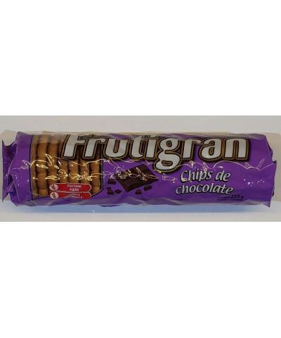 FRUTIGRAN CHIPS CHOCOLATE. 255 GR