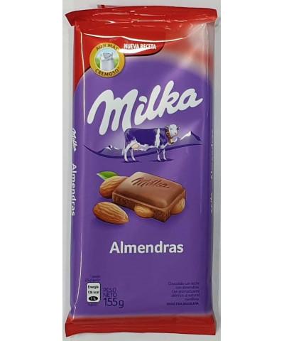 MILKA 155 GR ALMENDRAS /