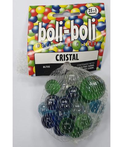 BOLI BOLI 25+1 BOLON CRISTAL
