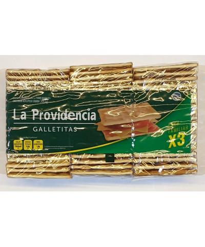 GALLETAS LA PROVIDENCIA X3