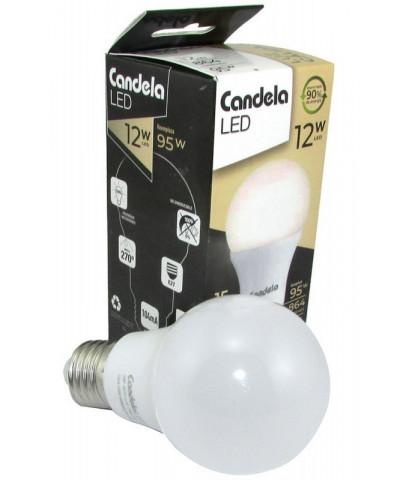 LAMP LED CANDELA 12W LUZ CALID