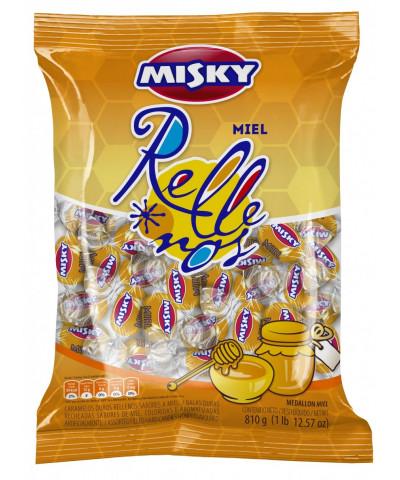 RELLENOS MIEL MISKY
