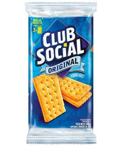 CLUB SOCIAL 6 U ORIGINAL *