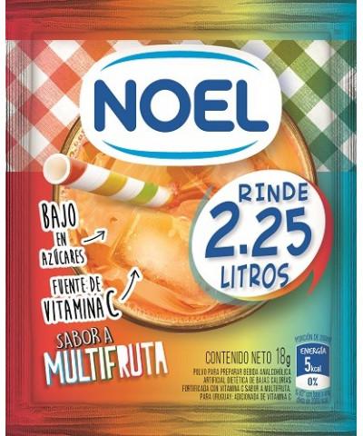 JUGO NOEL X 18U MULTIFRUTA
