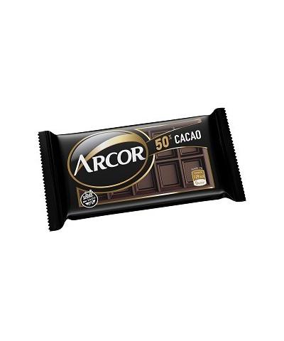 CHOCOLATE CELOFAN ARCOR 50% CACAO