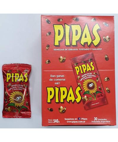 PIPAS X 30 U ROJA