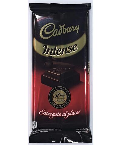 CHOCOLATE CADBURY 170 GR. INTENSE