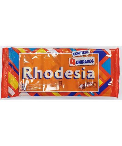 RHODESIA X 4 AGRUPADA