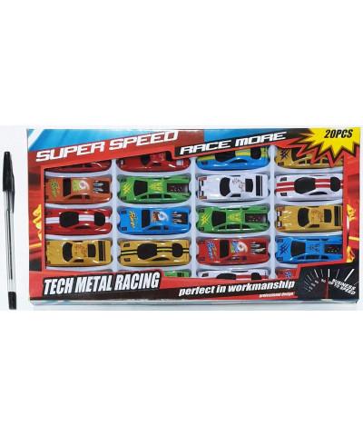AUTOS METAL X20PZ CAJA XL820