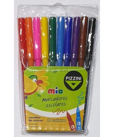 MARCADOR MIO X 10  ART.8010