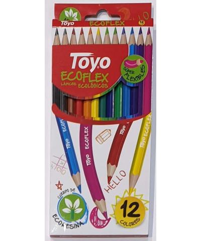 Lap Color Toyo 12 U L