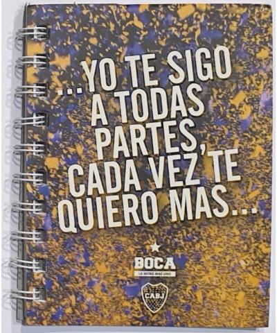 LIBRETA ESP. BOCA 10*14