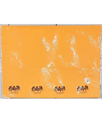 Cartul X 10 U Naranja