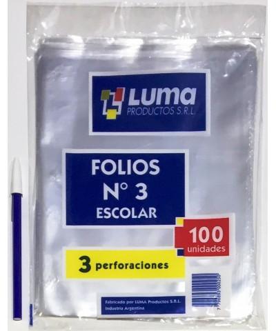 FOLIO STANDART ESC X 100 U.