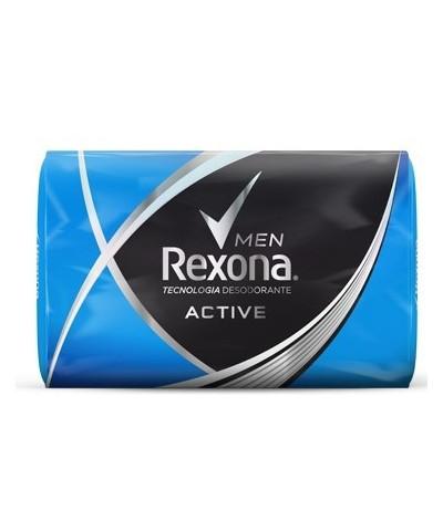 JABON REXONA 125 GR ACTIVE