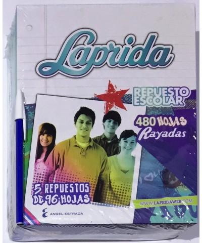 REPUESTO LAPRIDA 480 HOJAS RAYA