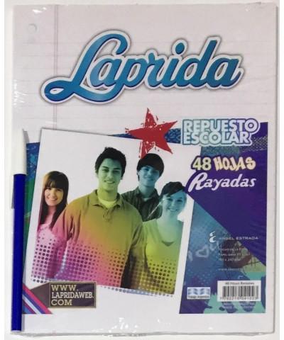 REPUESTO LAPRIDA 48 HOJAS RAYA