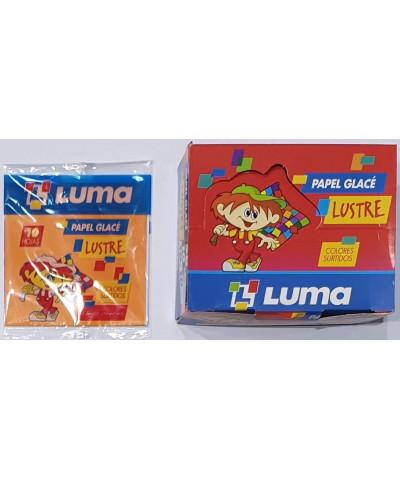 GLACE LUSTRE LUMA X 50 CAJA
