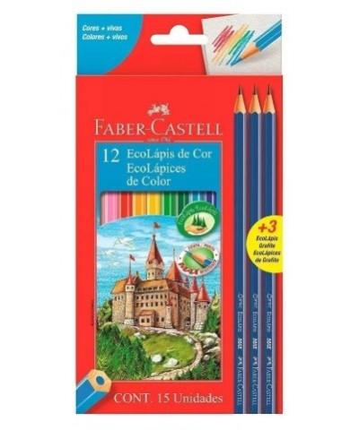Lap Faber Color 12 L.+Graf.    &