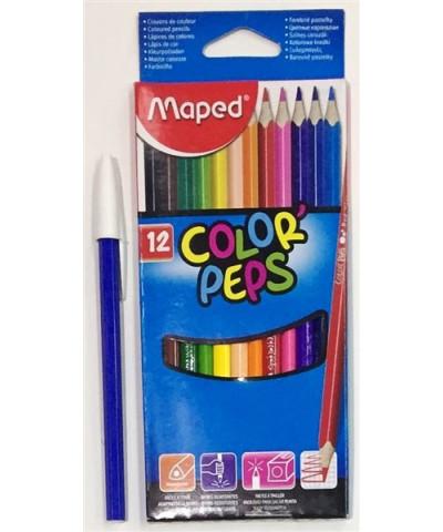 Lap Color Maped X 12 L.