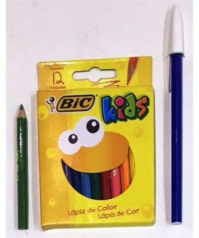 Lap Bic Color X 12 C
