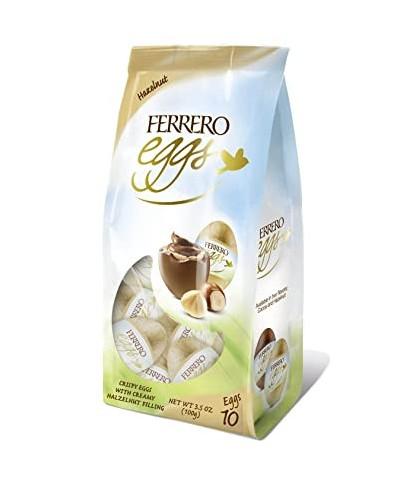 HUEVITO FERRERO 10 U.BCO/