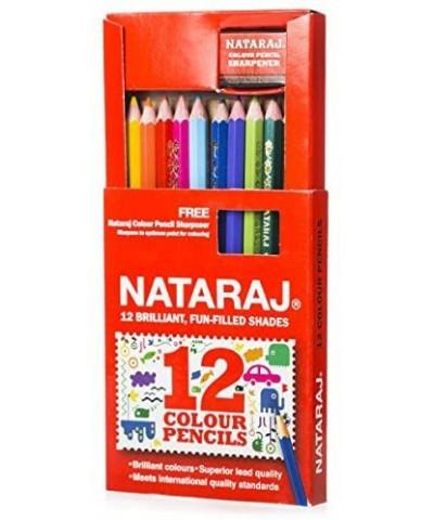 Lap Color Nataraj X 12 L   &