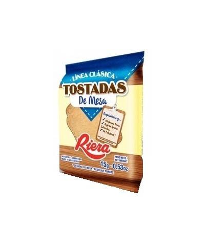 Tost Riera Clasica 15g *c/u