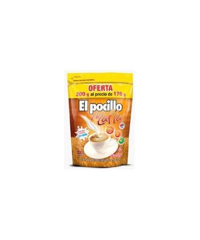MALTA EL POCILLO 200G DOYPACK