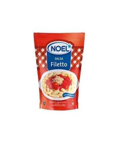 SALSA NOEL FILETO  /
