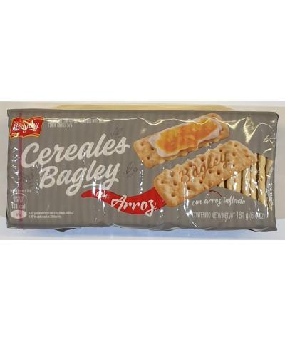 CEREALES BAGLEY 181G C/ARROZ /
